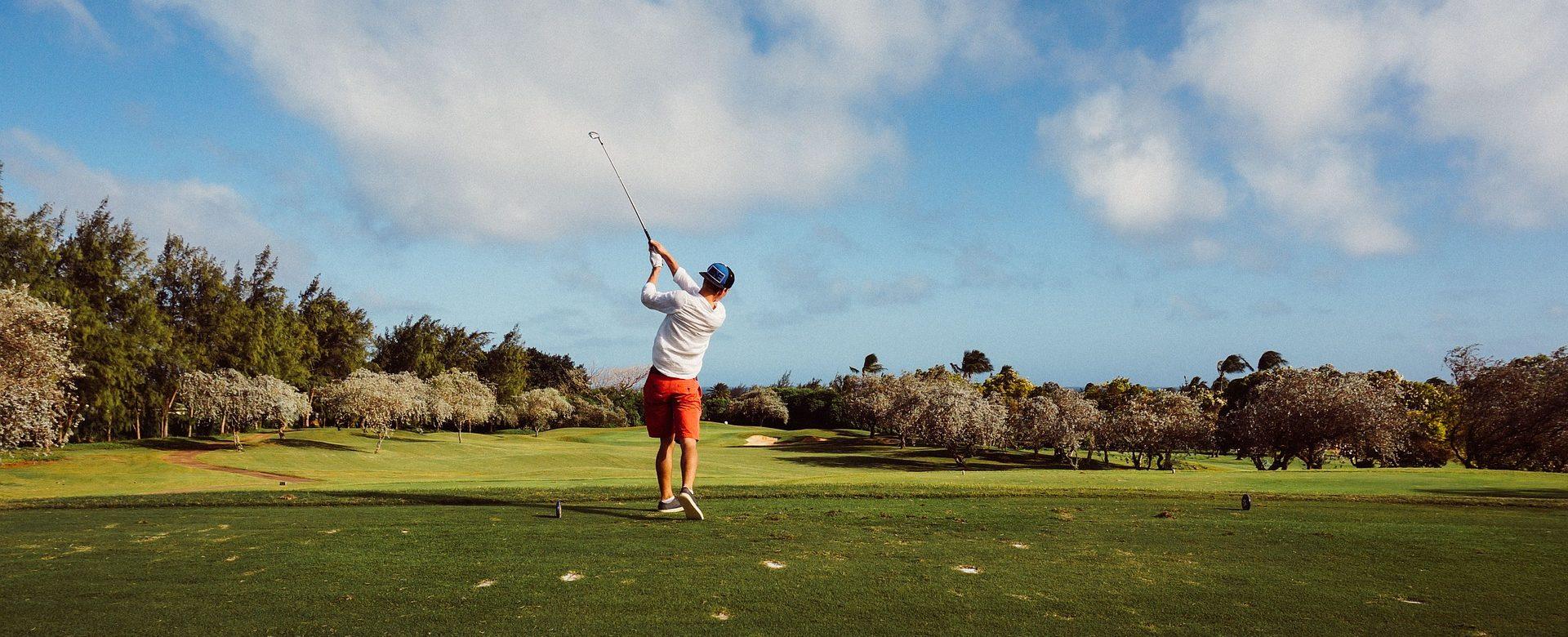Sportvereinigung Finanz: Golf