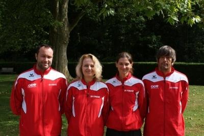 Tennis beim Internationalen Finanzsportturnier 2015