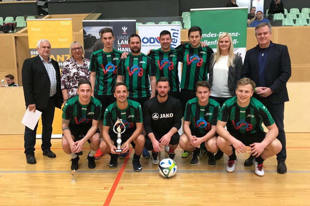 Bundesmeisterschaften Hallenfußball 2018