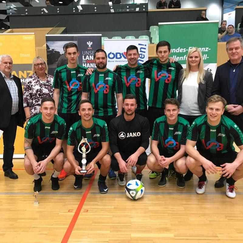 - Bundeshallemmeisterschaften 2021 Fußball ABGESAGT - Sportverein Finanz