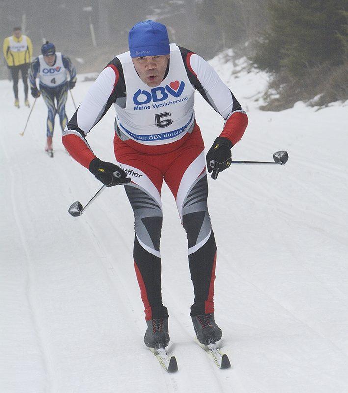 Langlauf und Winternordicwalkingmeisterschaften 2015