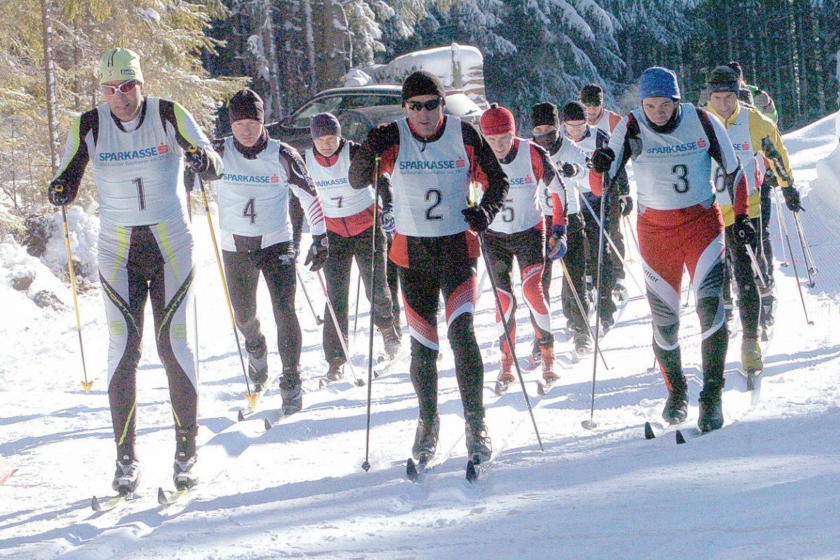 Fotos u. Ergebnisse Langlaufmeisterschaften 2016