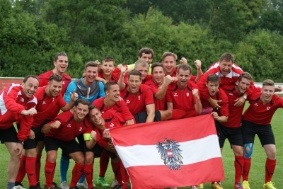 Österreich Fußball Finanzeuropameister 2015