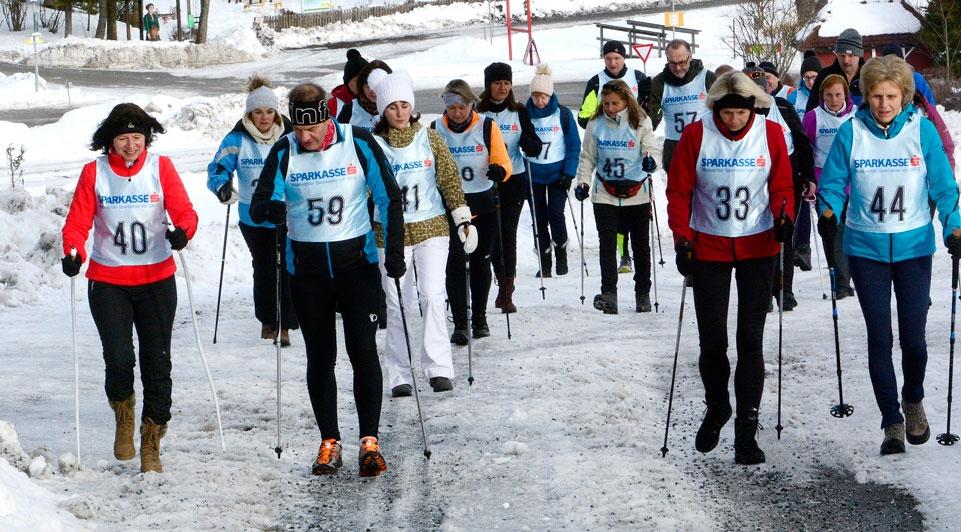 Langlauf u. Winter Nordic Walking 2019
