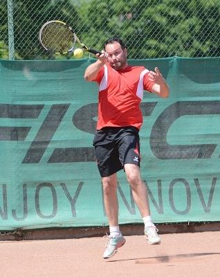 Keine Überraschungen gab es bei den diesjährigen Tennismeisterschaften in der Südstadt.