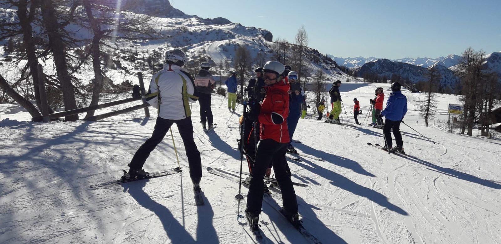 Sportvereinigung Finanz: Ski alpin