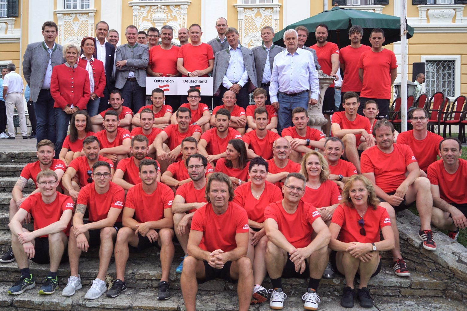 Sportvereinigung Finanz: Österreich (2017)