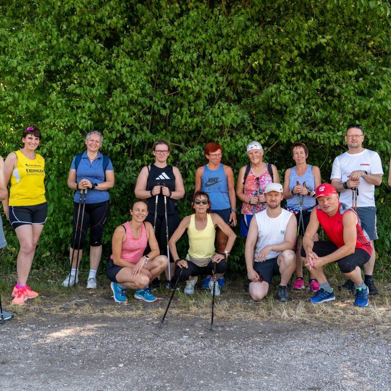 DST Amstetten - 1. virtuelles SVF Lauf- und Walking-Event - Sportverein Finanz